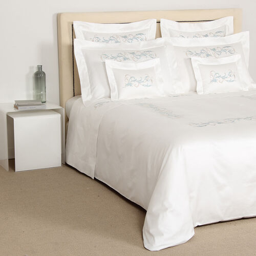 Tracery Embroidered Sheet Set