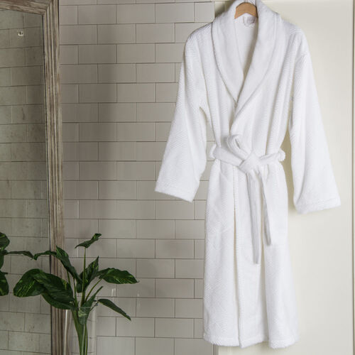 Diamonds Bath Robe