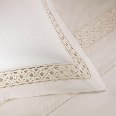 Lozenge Lace Sheet Set hover image