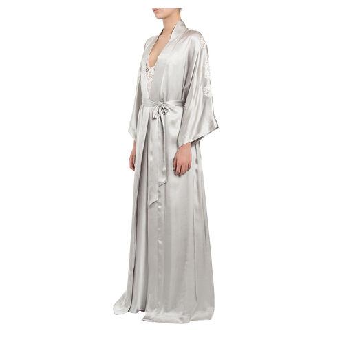 Shell Long Robe