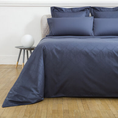 Terragona Duvet Cover Cobalt