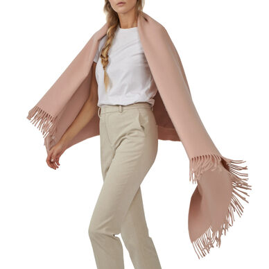 Pure Cashmere Throw hover image