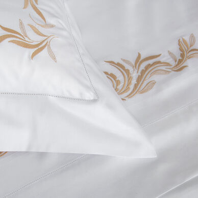 Zenith Embroidered Duvet Cover