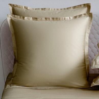 Amelia Euro Pillowcase Green