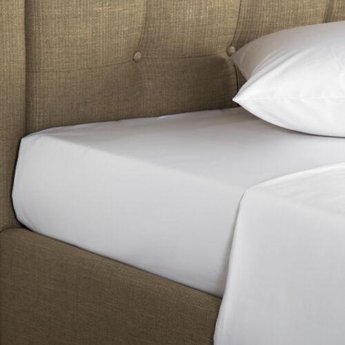 Cotton Percale Flat Bottom Sheet