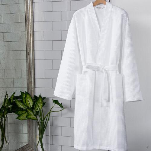 Nido D'ape Hooded Bath Robe