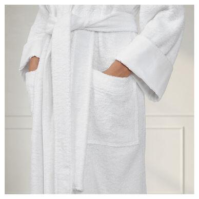 Unito Shawl Collar Bath Robe hover image