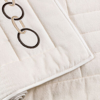 Links Embroidered Bath Mat hover image