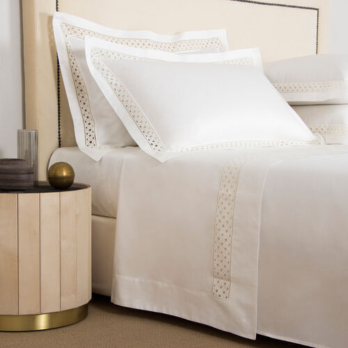Lozenge Lace Sheet Set