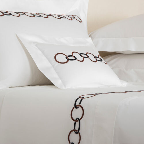 Links Embroidered Boudoir