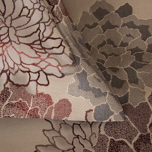 Tweed Flower Euro Sham