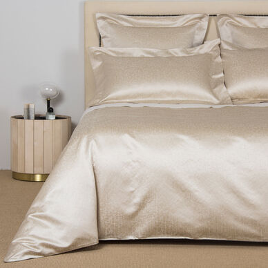 Luxury Glowing Weave Duvet Cover image