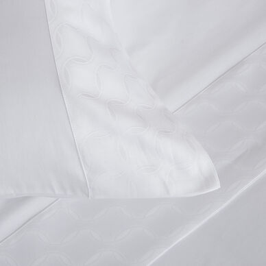 Sigurd Sheet Set White