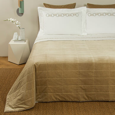 Luxury Cashmere Velvet Light Quilt image