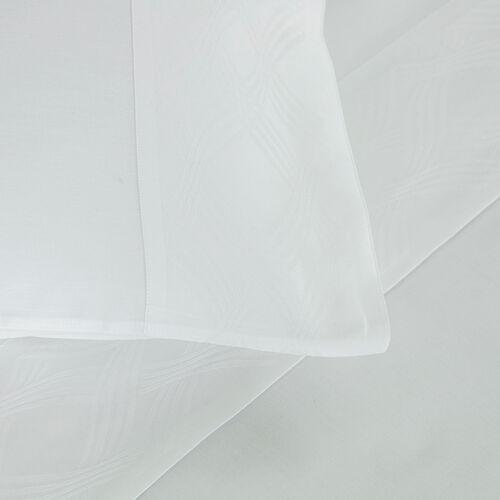 Gant Border Sheet Set White