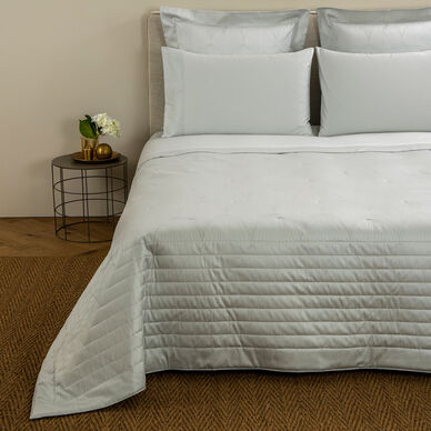 Imperial Light Quilt Pearl Grey image