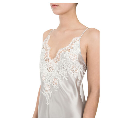 Shell Long Nightgown