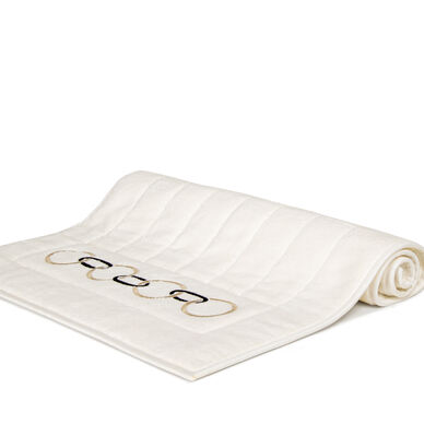 Links Embroidered Bath Mat image