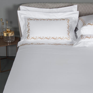 Zenith Embroidered Sheet Set