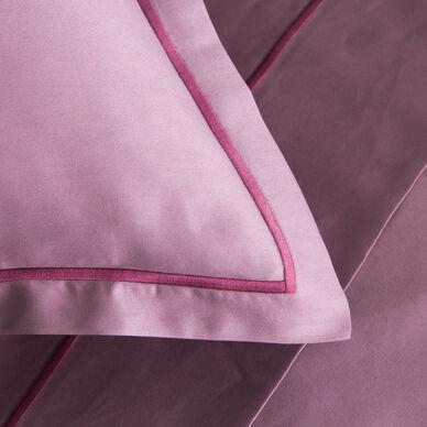 Amelia Euro Pillowcase Lilac
