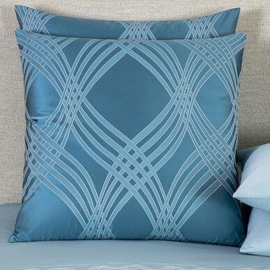 Gant Luxury Decorative Pillow Light Azure/Ivory image