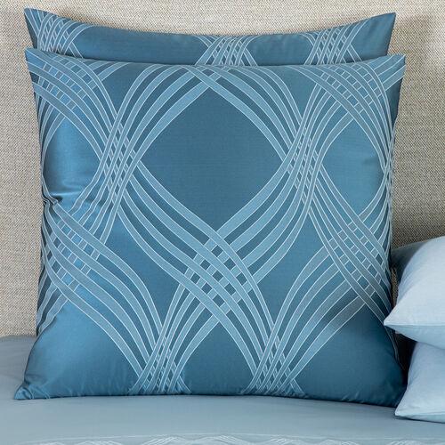 Gant Luxury Decorative Pillow Light Azure/Ivory