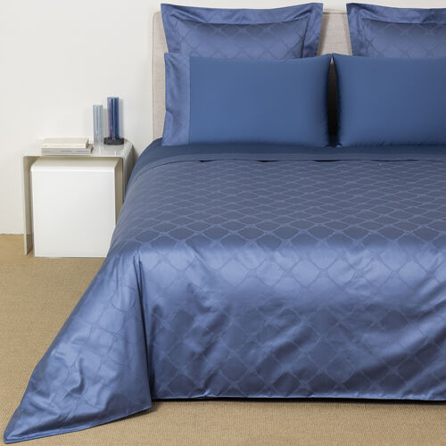 Terragona Duvet Cover Brit Blue