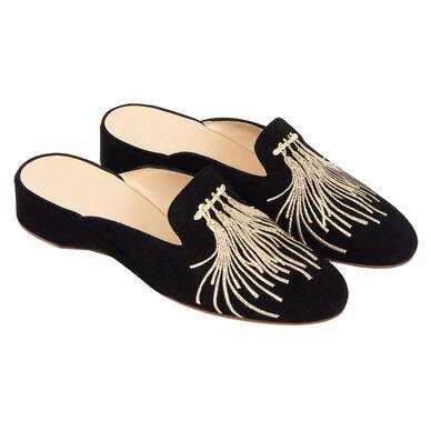 Tassel Slippers