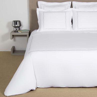 Greenville Embroidered Duvet Cover