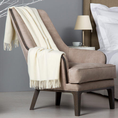 Kent Throw Ivory