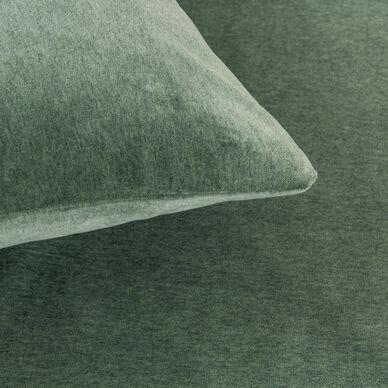 Luxury Cashmere Velvet Decorative Pillow hover image