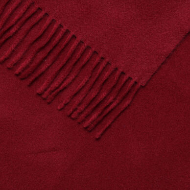 Kent Throw Burgundy