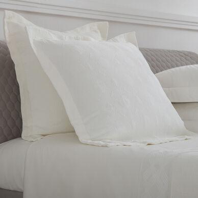 Gant Luxury Euro Pillowcase Ivory