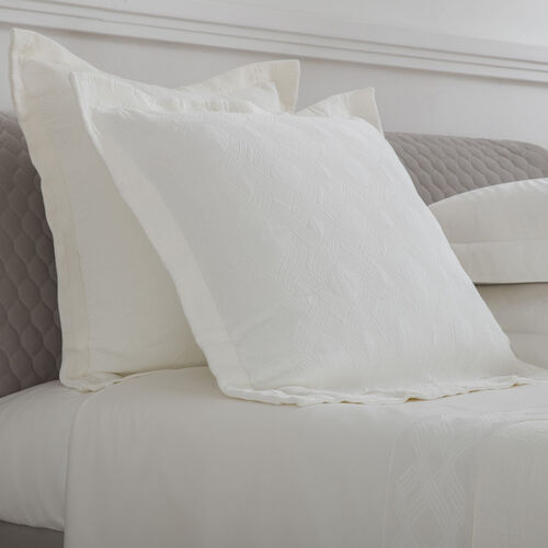 Gant Luxury Euro Pillowcase Ivory