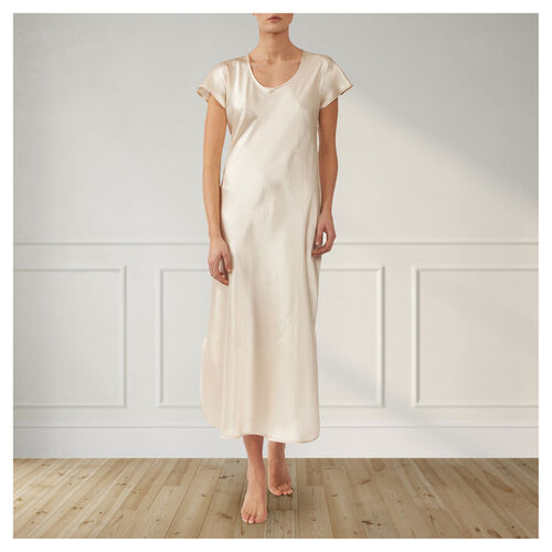 Bright Long Nightgown