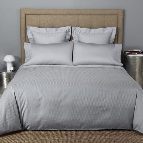 Savona Border Sheet Set Grey