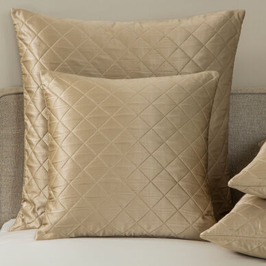 Luxury Lozenge Decorative Pillow image