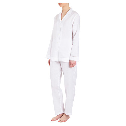 Aura Linen Pyjamas
