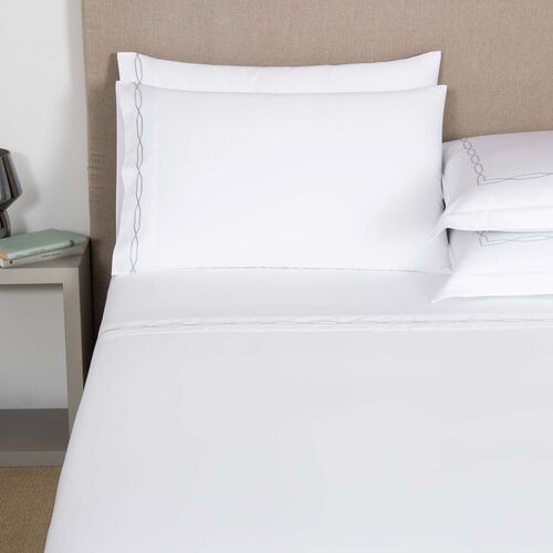 Greenville Embroidered Sheet Set