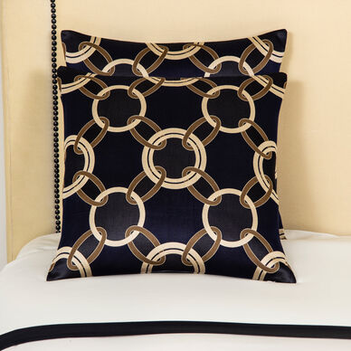 Luxury Chains Decorative Pillow image