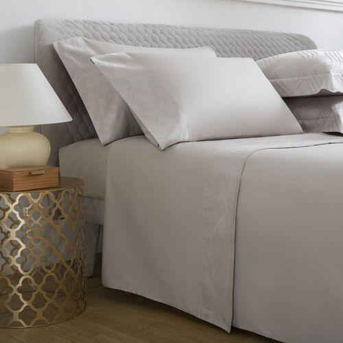 Gant Border Sheet Set Sand