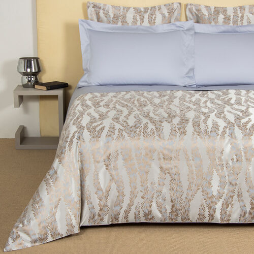 Luxury Spring Leaves Duvet Cover