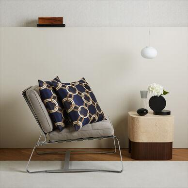 Luxury Chains Decorative Pillow image