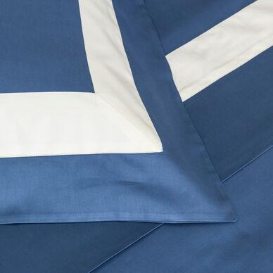 New Horizon Sheet Set Brit Blue Ivory hover image
