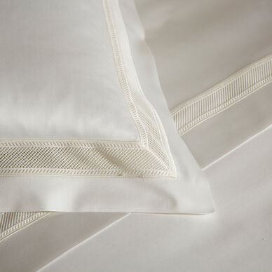 Net Lace Duvet Cover hover image