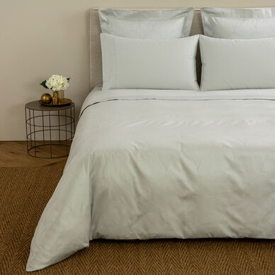 Imperial Duvet Cover Pearl Grey image