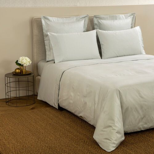 Imperial Duvet Cover Pearl Grey