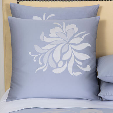 Lotus Flower Euro Pillowcase image