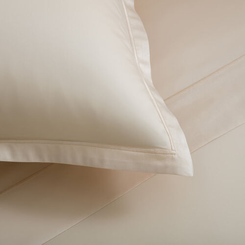 Amelia Euro Pillowcase Salmon