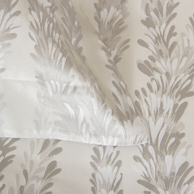Luxury Spring Leaves Euro Sham